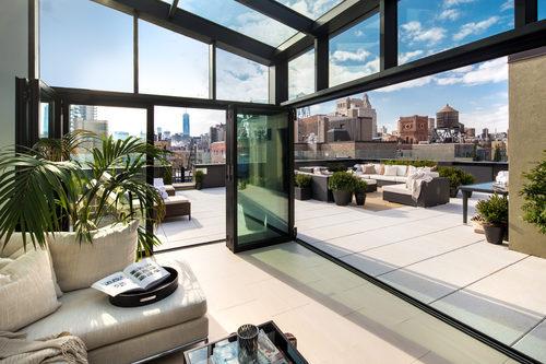 appartement Leonardo DiCaprio
