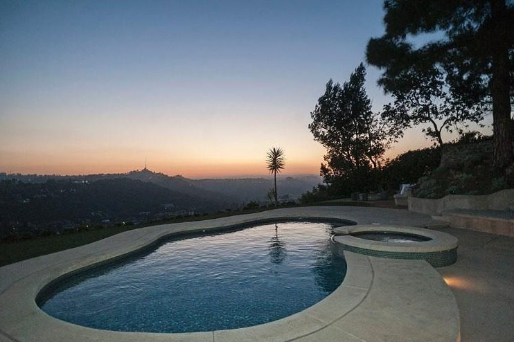 Chris Evans Maison Hollywood