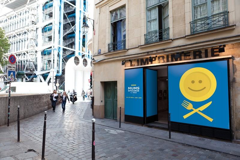 IKEA épicerie suédoise éphémère Paris Mums