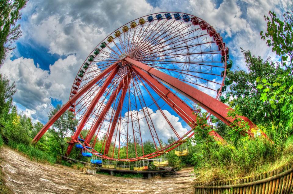 parcs d attractions abandonnes