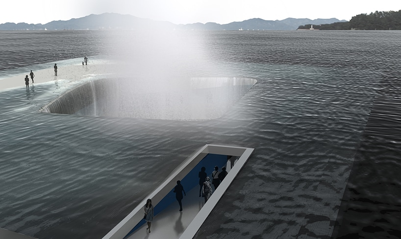 Marine Miracle Thematic Pavilion Corée du Sud Daniel Valle Architects