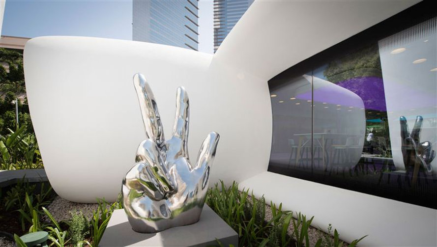 bureaux imprimés en 3D Dubaï