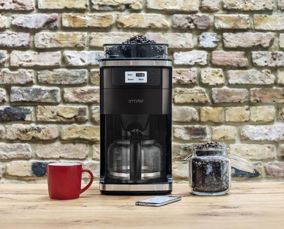 machine à café connectée Smarter Coffee IKTSMC10EUFR