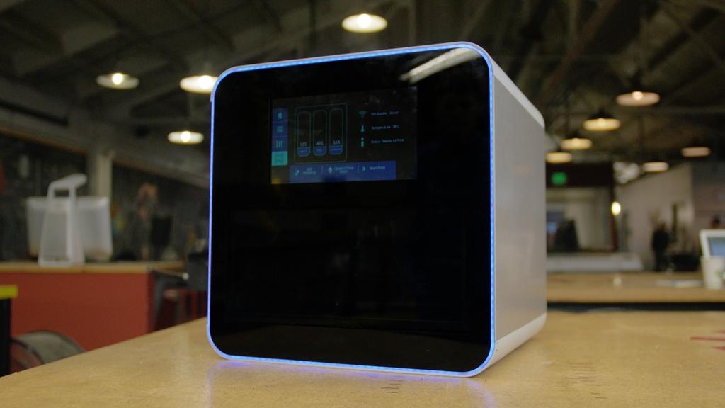 NexD1 imprimante 3D multi-matériaux