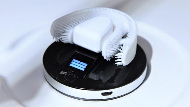 chiiz une brosse dents sonique pour se laver les dents. Black Bedroom Furniture Sets. Home Design Ideas