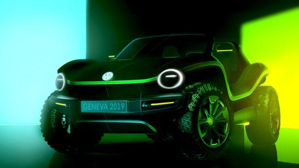 Volkswagen dévoile son buggy électrique