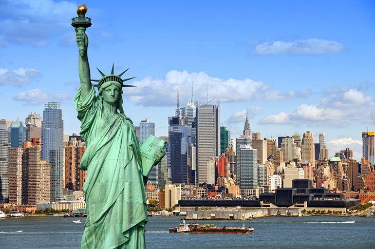 Villes à visiter aux Etats-Unis