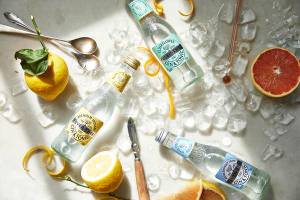 Fever-Tree G & Ts