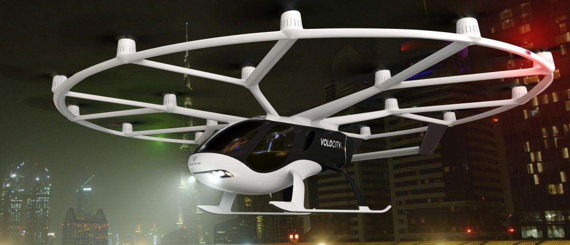 Volocopter présente son taxi volant le plus puissant à ce jour