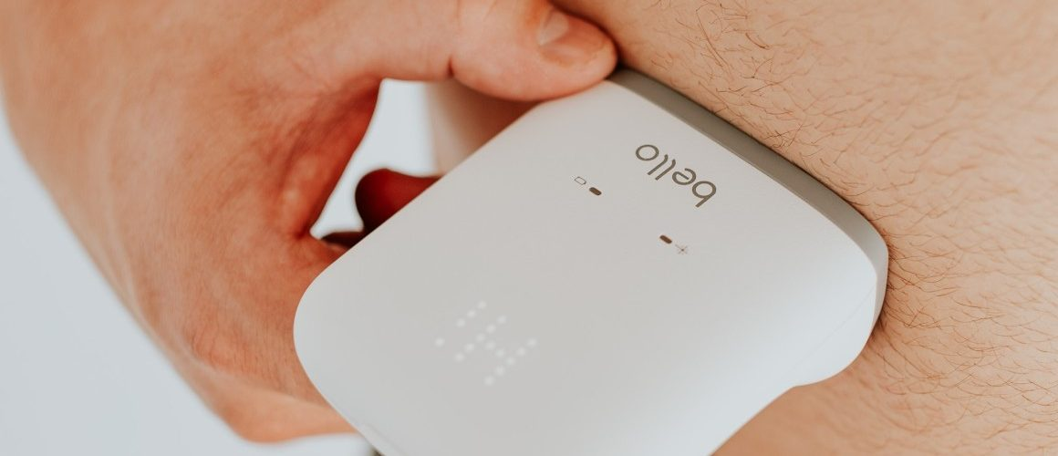 Bello – Un dispositif de mesure de la graisse par impulsions de lumière