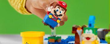 Lego x Super Mario – Outils de personnalisation, nouveaux power-ups Mario