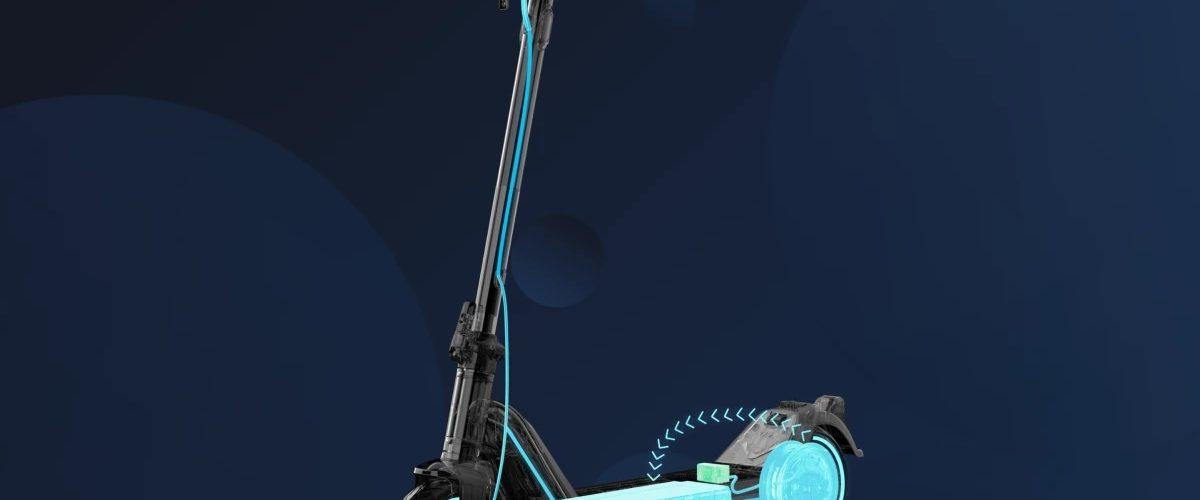 Niu lance une trottinette électrique