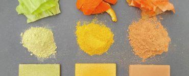 Yuya Sakai crée de nouveaux matériaux avec des déchets alimentaires